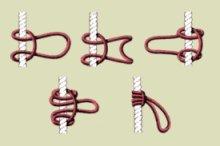 Ein Bild mit Knoten