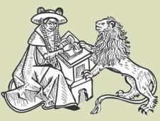 Teil des Signets des Instituts für Theologische Zoologie in Münster