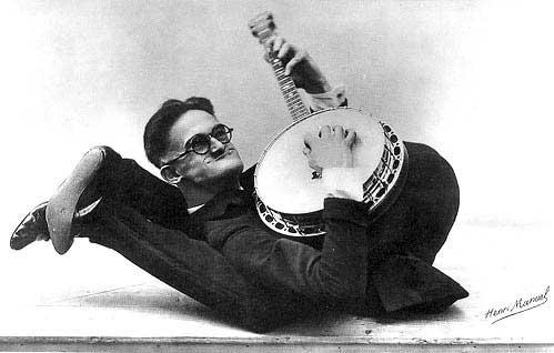 Banjo-Akrobat