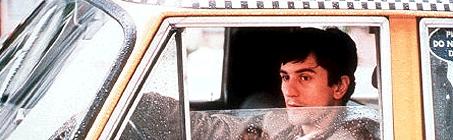 De Niro als Taxi Driver