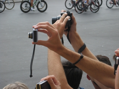 Finaltag der Tour de France 2010